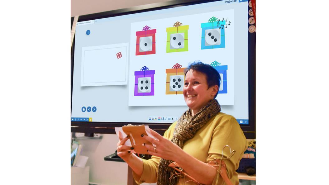 Mit Freude neue Unterrichtsmaterialien erstellen