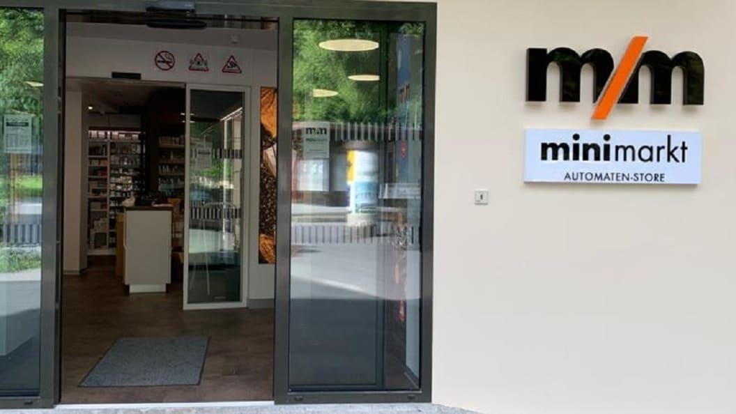 MiniMarkt Automaten-Store