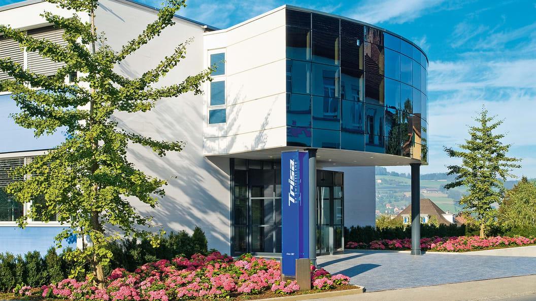 Sitz von Trisa AG in Triengen