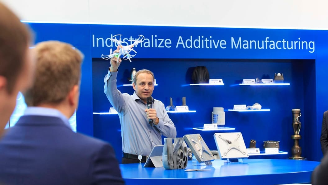 Gain deep insights into our solutions for additive manufacturing.