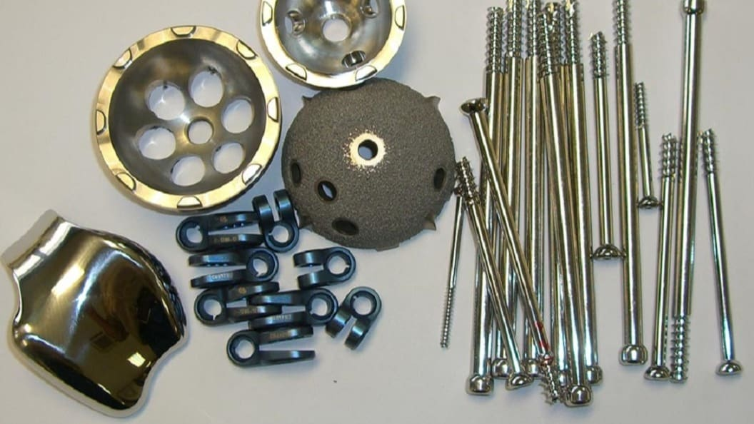 For these components, hygienically perfect machines are essential