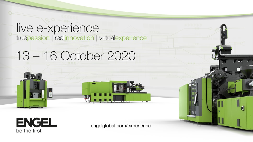 ENGEL live e-xperience 2020: October 13 - 16 2020