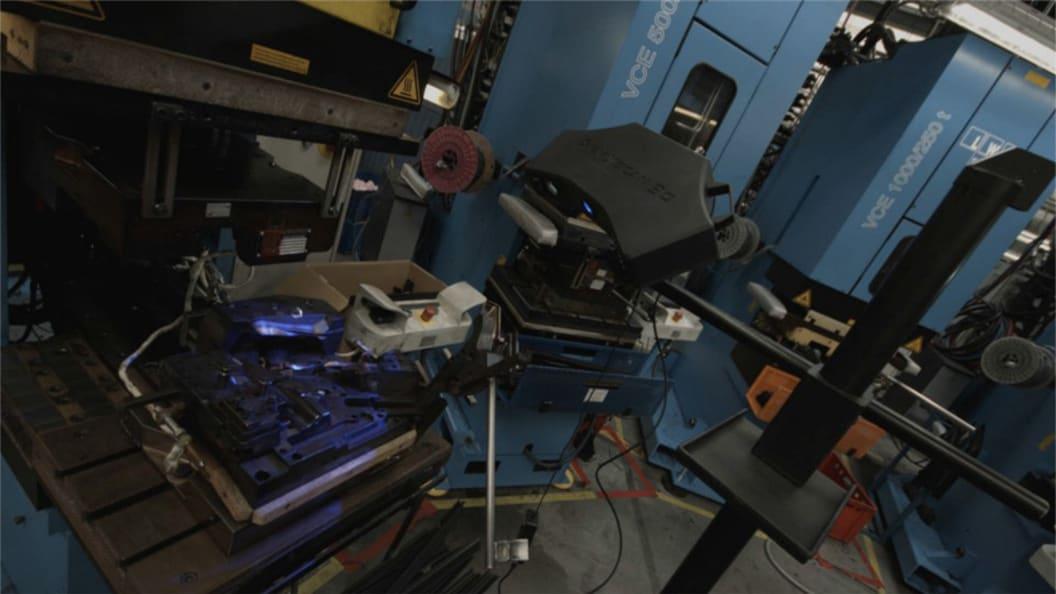 EviXscan 3D im Einsatz bei Cooper Standard Automotive