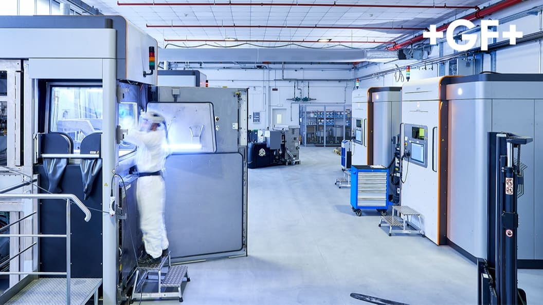The AMotion Center in Stabio (CH) - your  competence center for Additive Manufacturing.