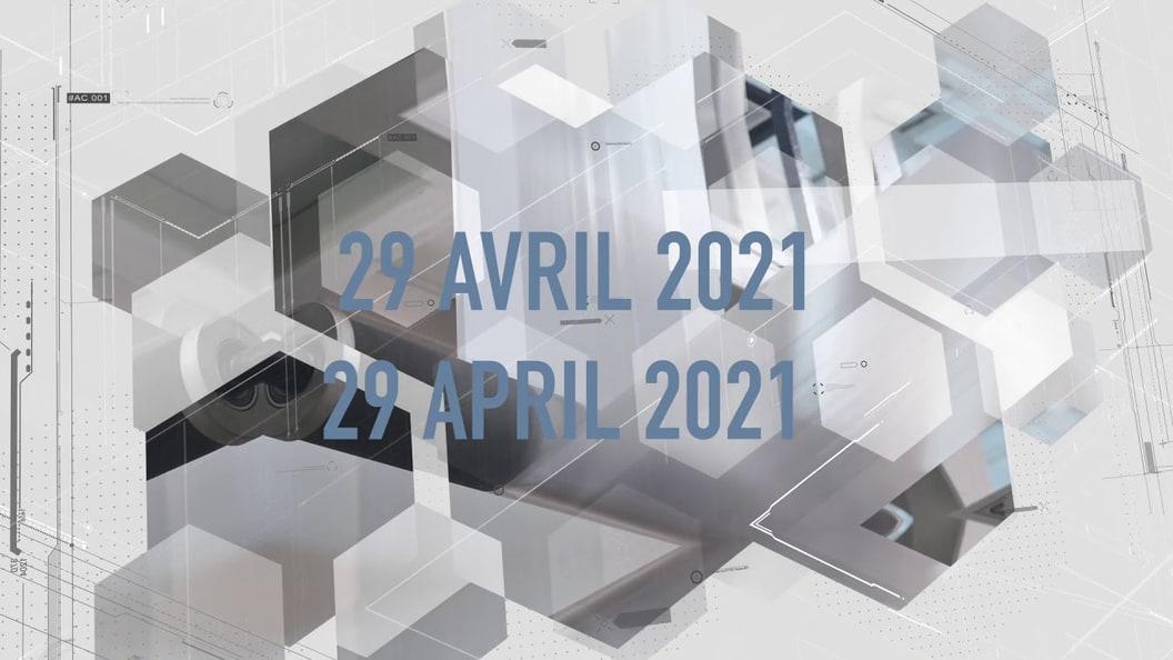 Swiss Plastics Cluster Technology Day - 29.04.2021 - Journée technologique de la plasturgie