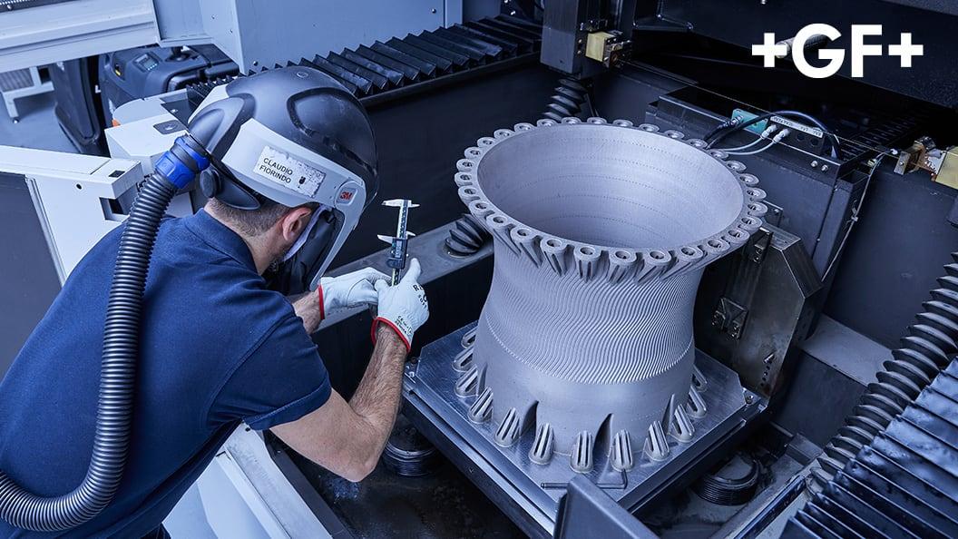 Mit Produktentwicklung und Prozessexpertise lassen sich viele Funktionen in ein Bauteil integrieren