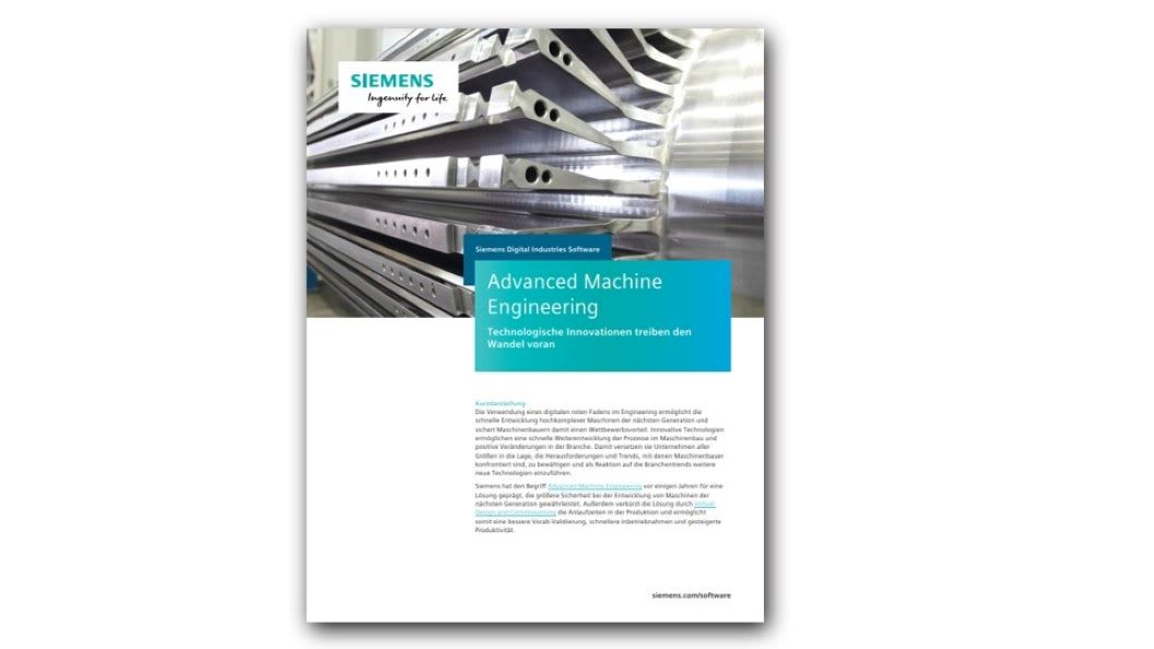 White Paper: Advanced Machine Engineering
