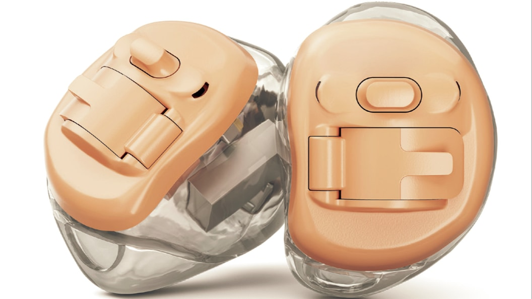 Customized hearing aids from Sonova AG ©Sonova AG