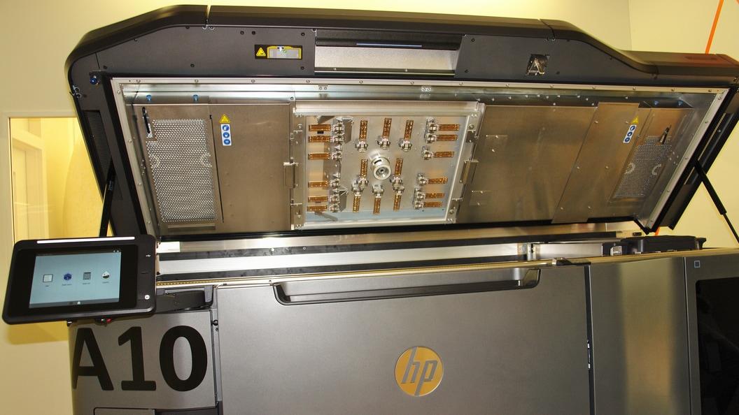 HP MJF 4200 Produktionsanlage