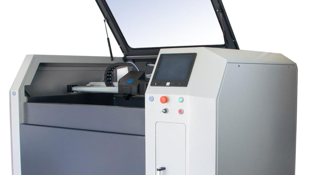 GBN Systems ist Systemlieferant und Auftragsfertiger für den German RepRap X1000