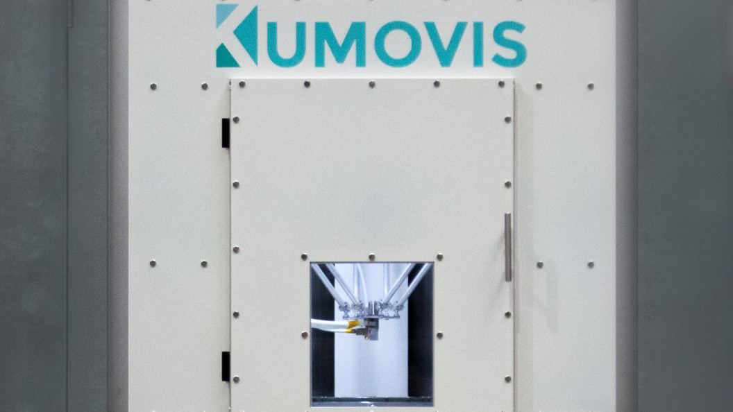 KUMOVIS 3D printer for high performance plastics