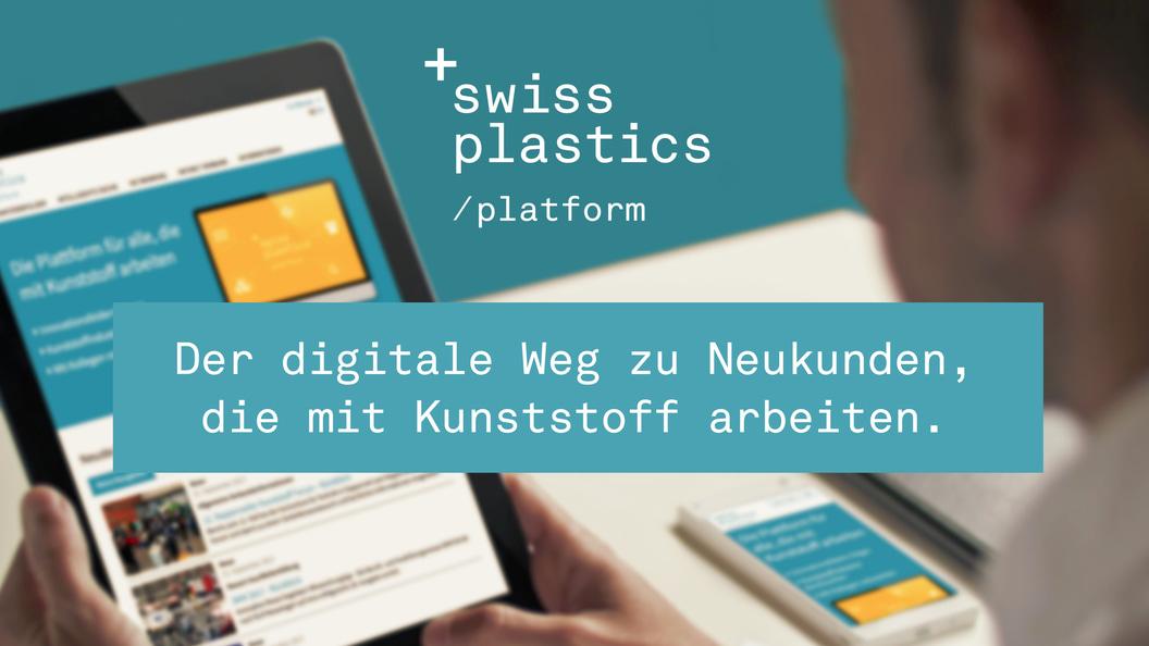 Erfolgreiches B2B-Marketing mit der Swiss Plastics Platform