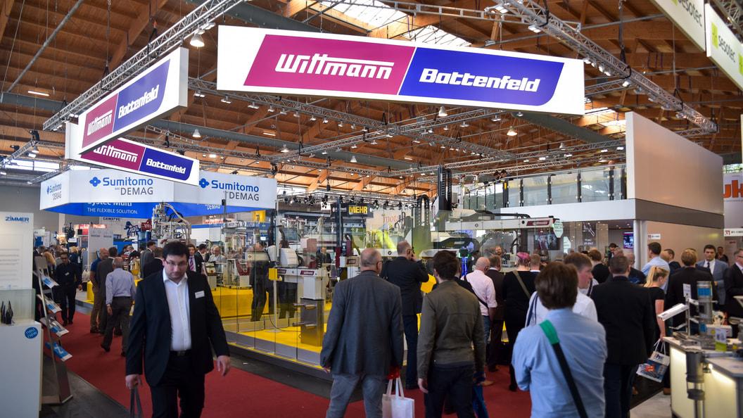 Swiss Plastics Platfom Anbieter auf der Fakuma 17
