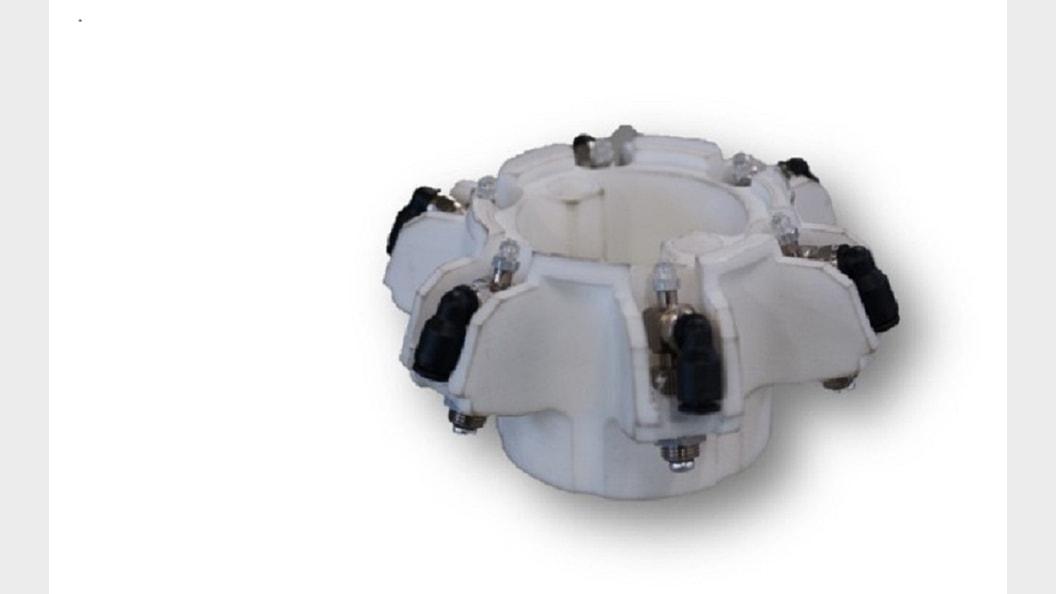 Saugglocke AM gefertigt PA2200