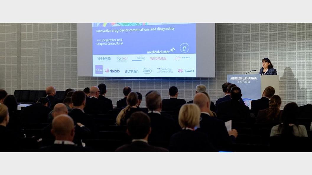 Ausbau von Partnerschaften zwischen Pharma- und Medtech-Industrie
