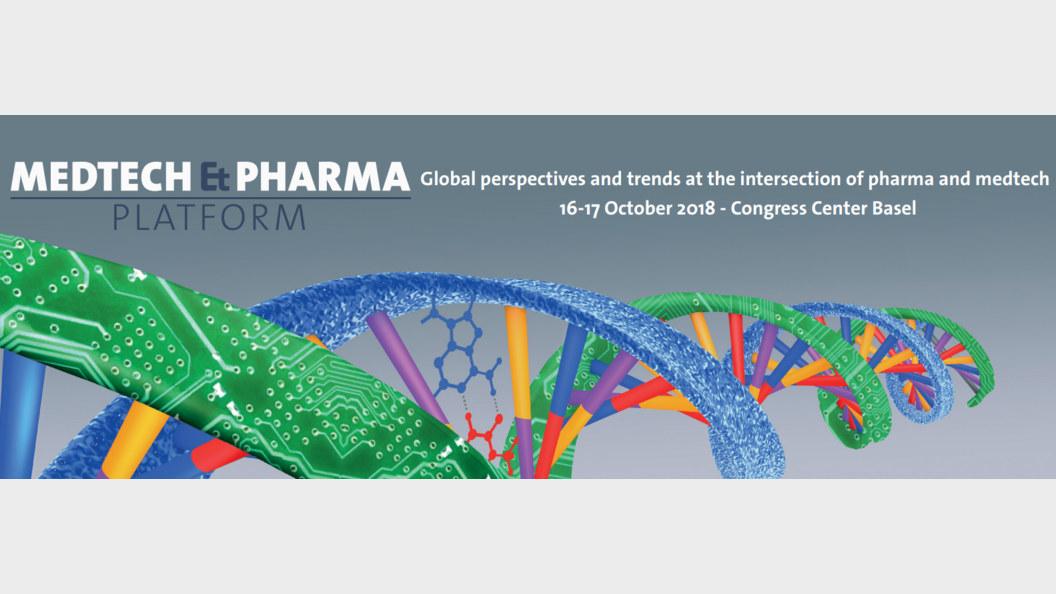 Kommen Sie vorbei auf der diesjährigen Medtech & Pharma Platform !