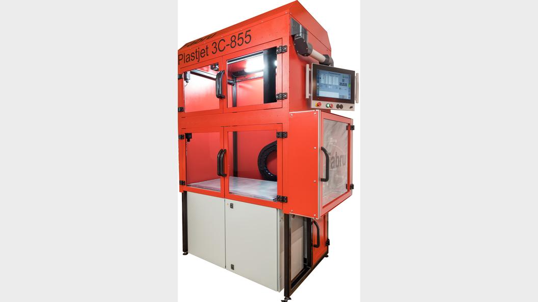 PEEK wird im FDM Drucker verarbeitet