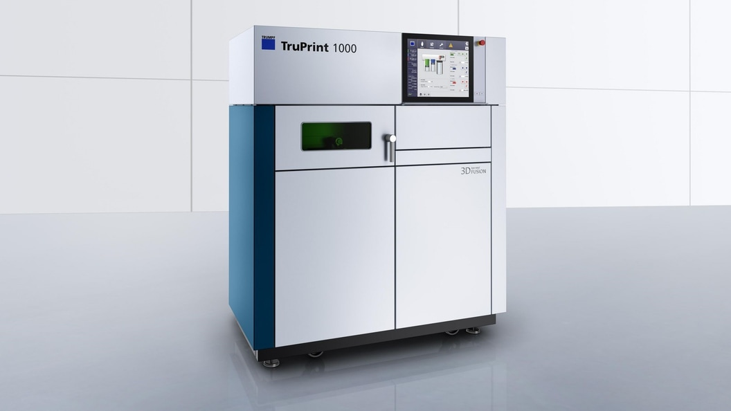 TruPrint 1000 - Compact and robust 3D printing