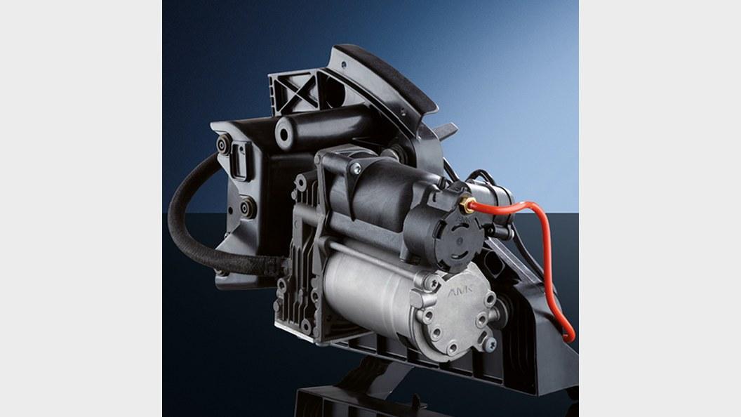 Trocknergehäuse für Luftfeder-Kompressoren(Bildquelle: AMK Arnold Müller GmbH & Co. KG)