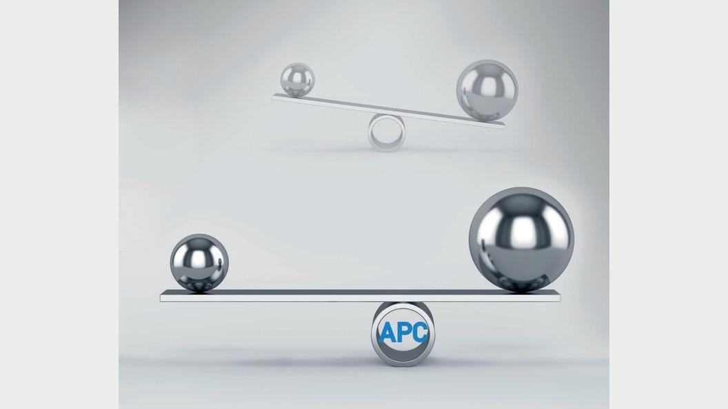 APC stabilisiert Prozesse und maximiert Gewinne.