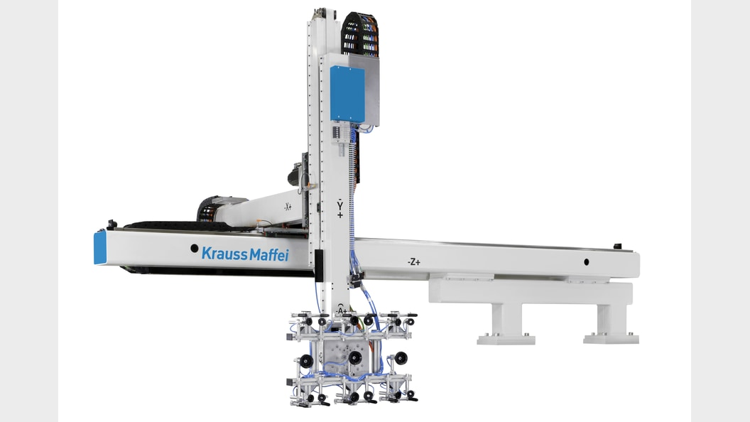 KraussMaffei AutomationLRX 50