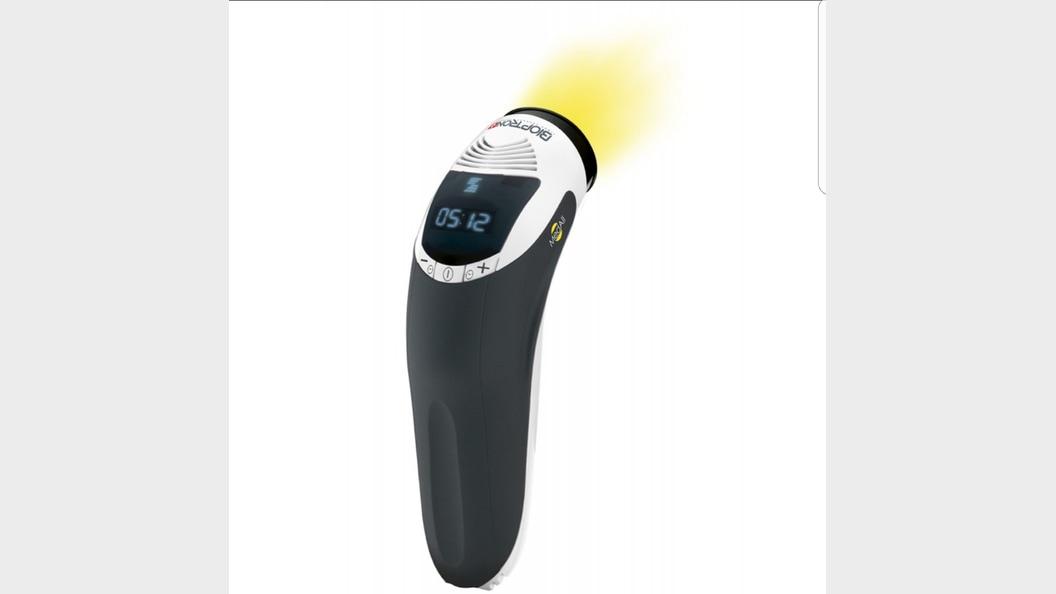 Lichttherapie Gerät BIOPTRON MedAll aus Cycoloy CX, PC/ABS, von SABIC