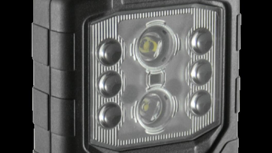 TorchLED-Ex, die explosionsgeschützte Taschenlampe aus Saxacond von SAX Polymers Indurstrie AG