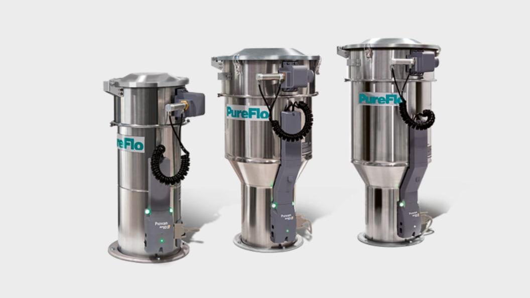 PIOVAN PureFlo Abscheider Typ PF5 - PF 75
