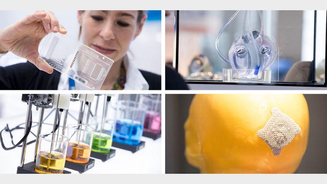 Auf der COMPAMED 2018 kann das große Innovationspotenzial der Medizinindustrie entdeckt werden
