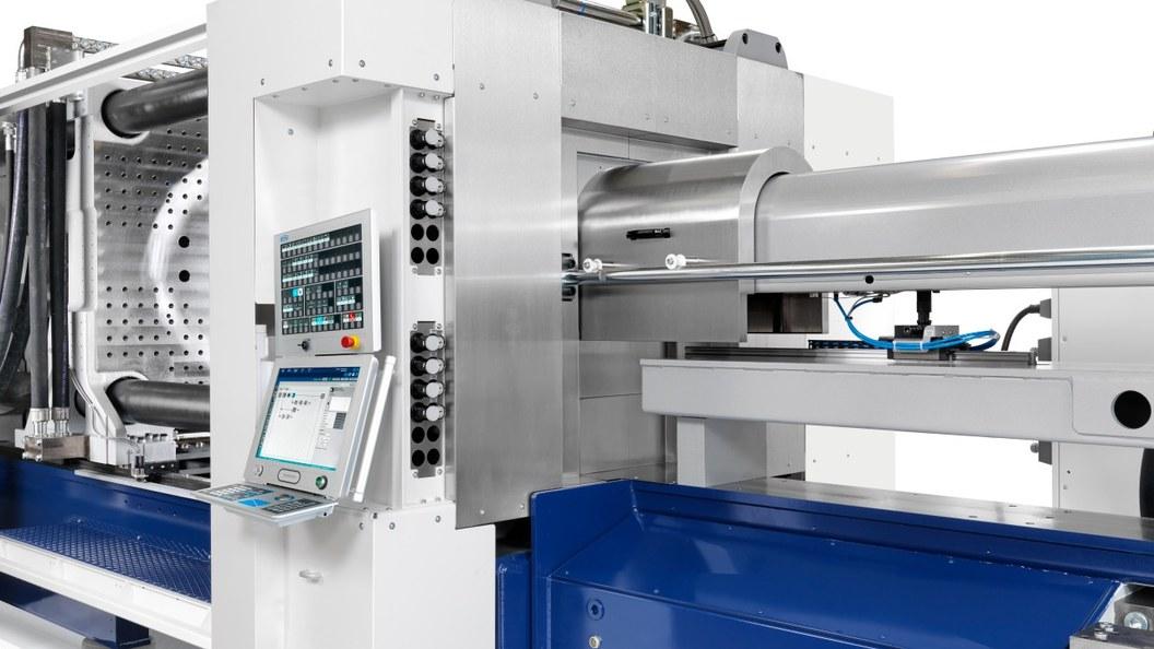 Innovative und benutzerfreundliche aXos Maschinensteuerung