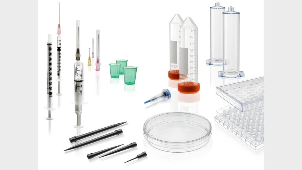 Wirtschaftliche Fertigung von medizinischen Standard-Verbrauchsartikeln