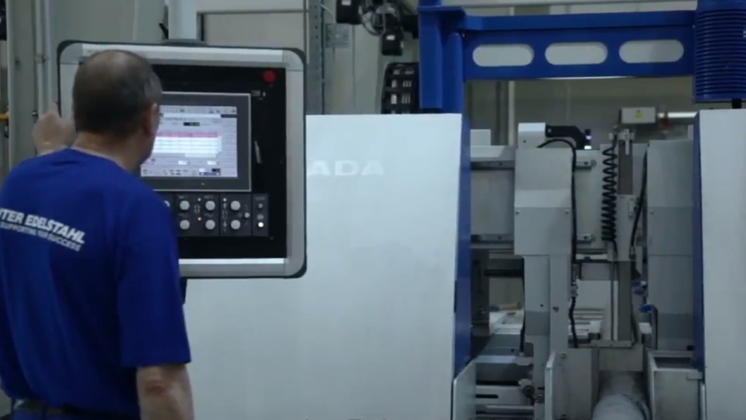Bei Bibus Metals kann ein gesamtes Dienstleistungsspektrum aus einer Hand angeboten werden