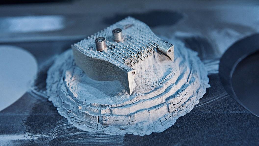 Laser Metal Fusion wird häufig auch als metallischer 3D-Druck oder Pulverbrettverfahren bezeichnet.