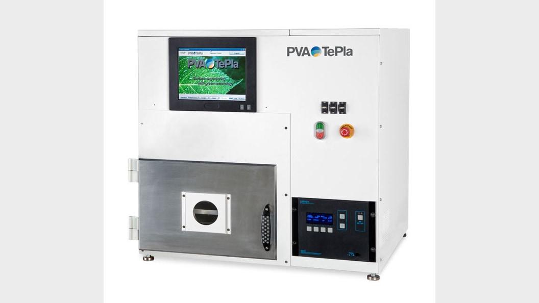 PVA TePla plasma system IoN 40