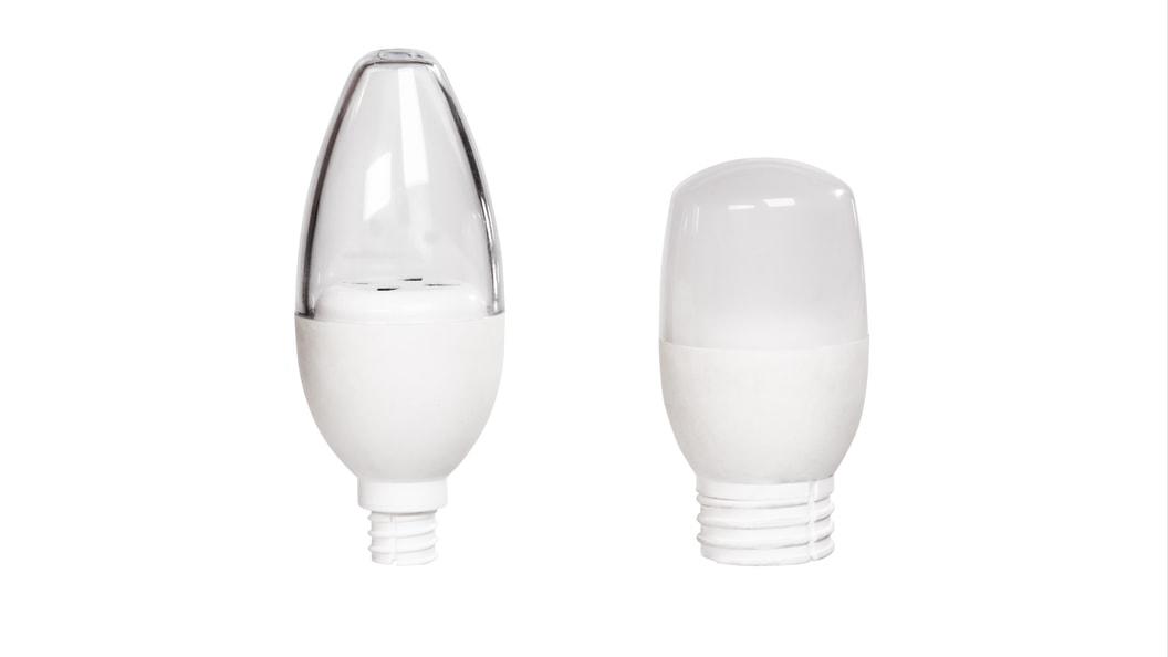 LED Lampen Minion und Kerze