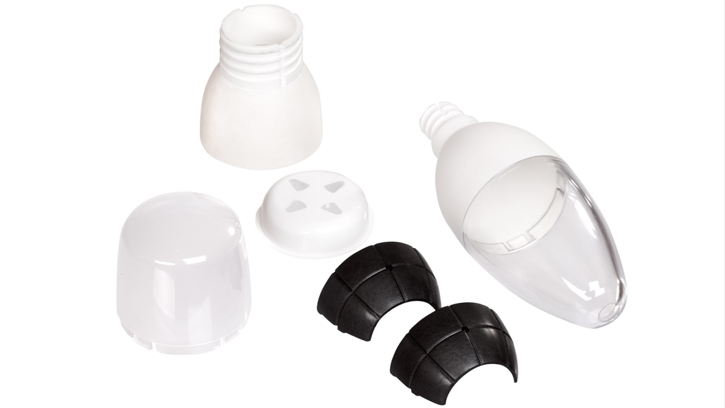 Plastic parts produced by PLASTIC Hungary Kft.