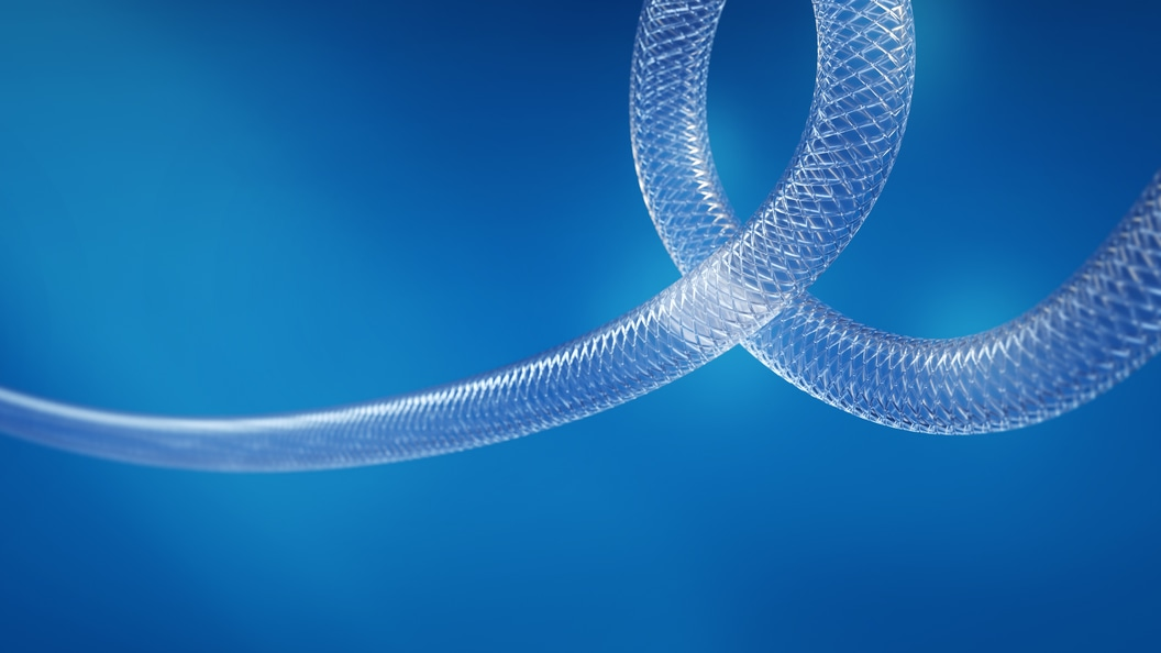 High-pressure tubing must boast high flexibility and excellent kink-resistance.