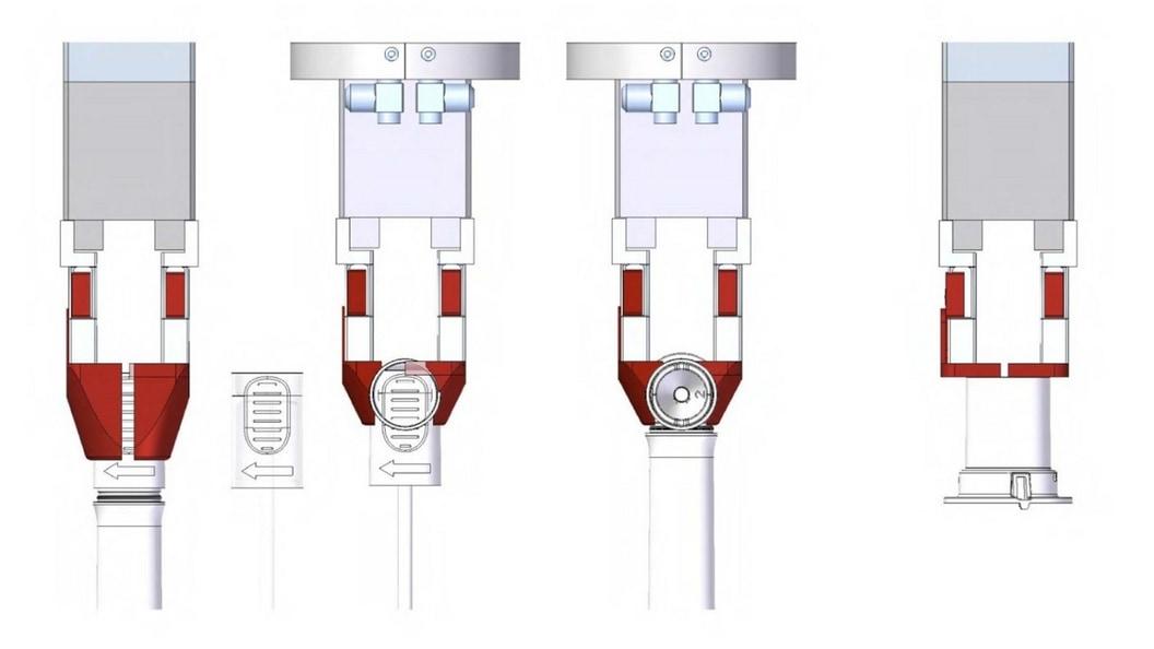 Die Z.E.C. AG entwickelte diese modularen und flexiblen Greiferbacken