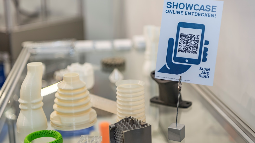 Entdecken Sie an der AM Expo reale und innovative Anwendungsbeispiele