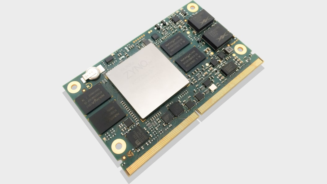 SXoM MS2-K7 - System-on-Module compliant with SMARC 2.0