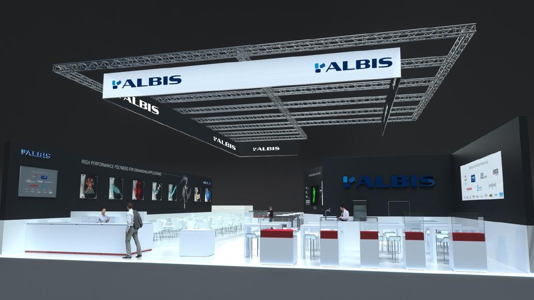 Besuchen Sie die ALBIS GmbH in Halle A3 an unserem Stand A3-3105.