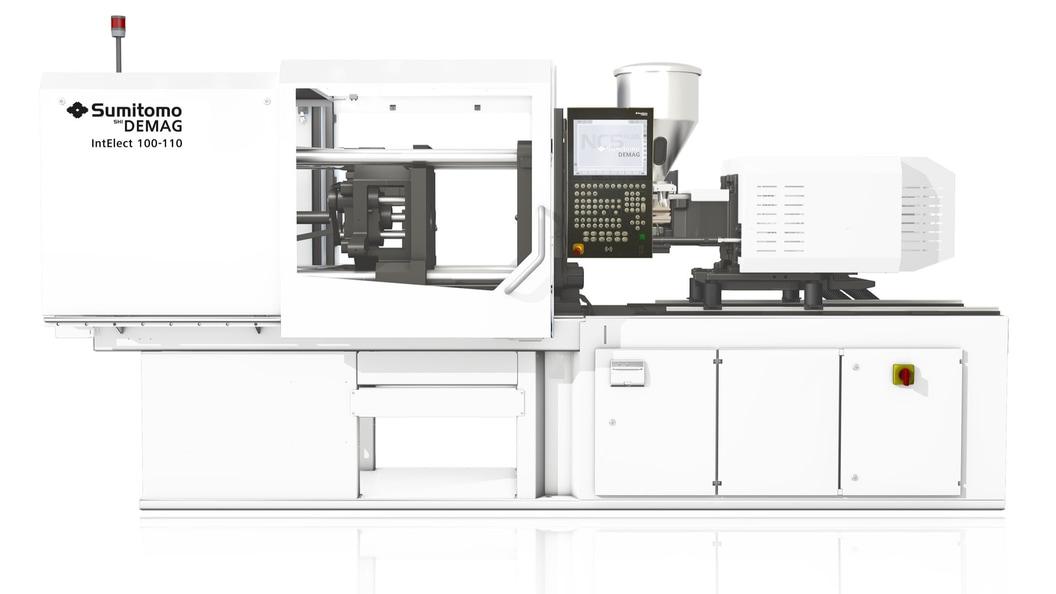 IntElect S 130/520-450 mit Optionenpaket für das Produktionsumfeld in der Medizintechnik