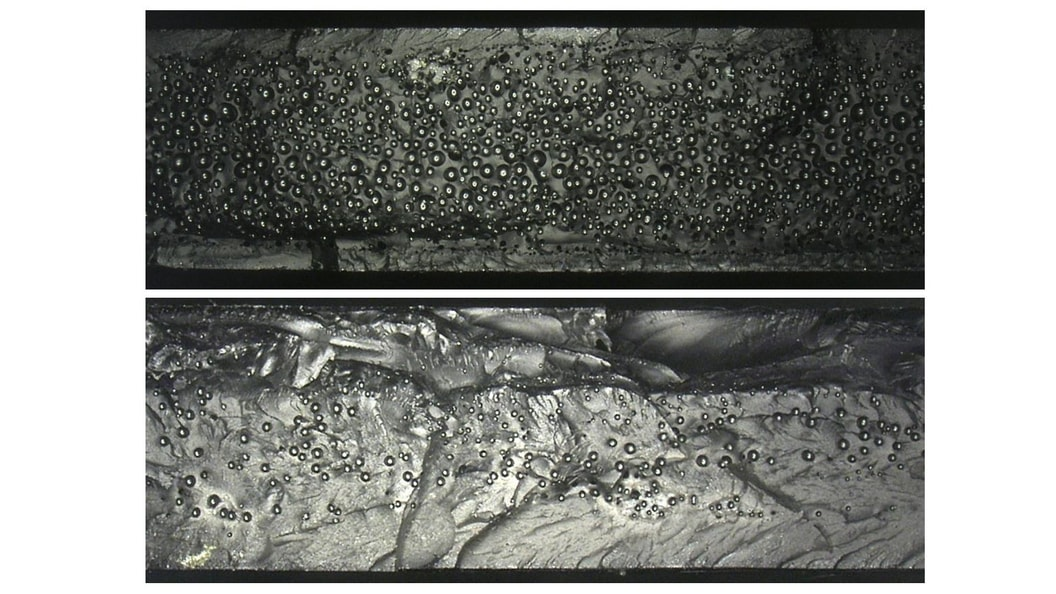 Das Thermoplast-Schaumspritzgiessverfahren weist ein hohes Leichtbaupotential auf