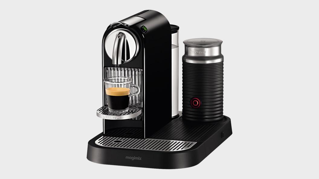 Nespresso vertraut auf 3D Drucker von der Firma Stratasys.
