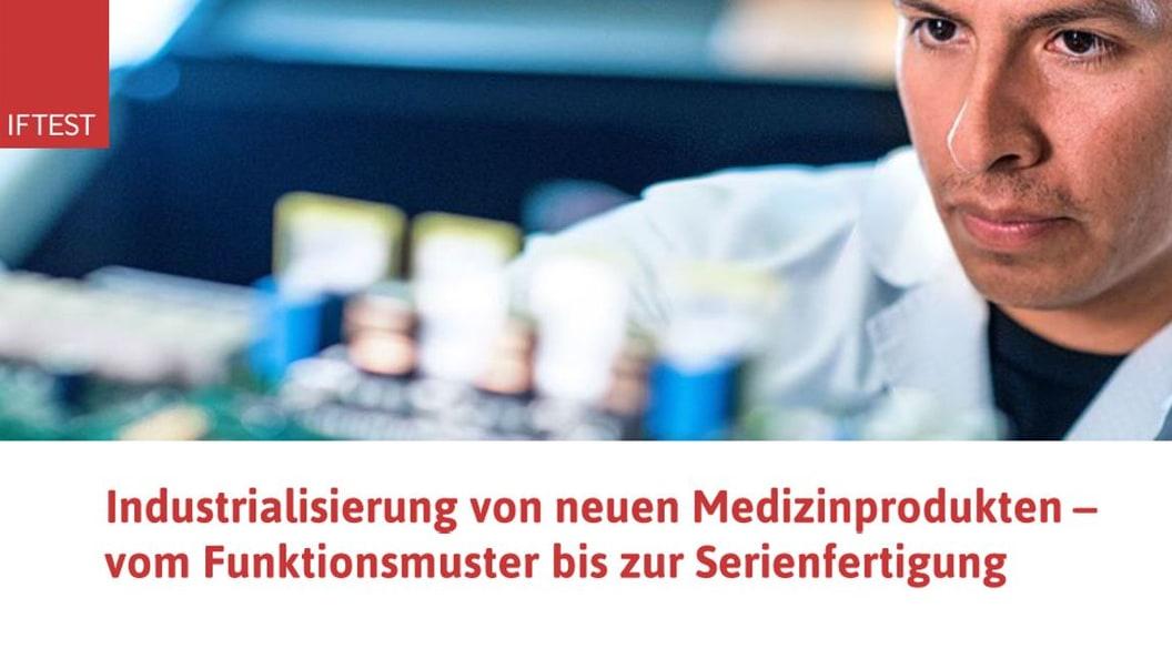 Industrialisierung von Medizinelektronik: vom Wearable Device bis zum Gerät