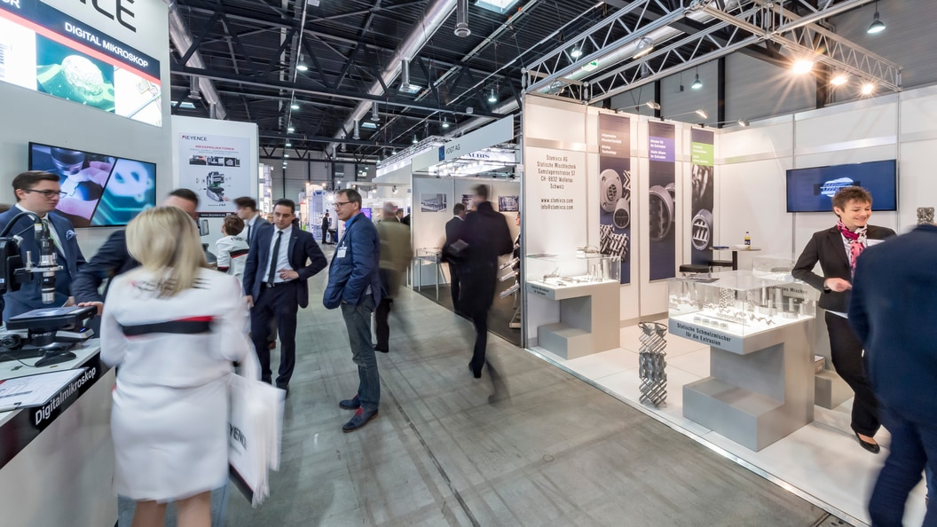 Swiss Plastics Expo: 21. bis 23. Januar 2020