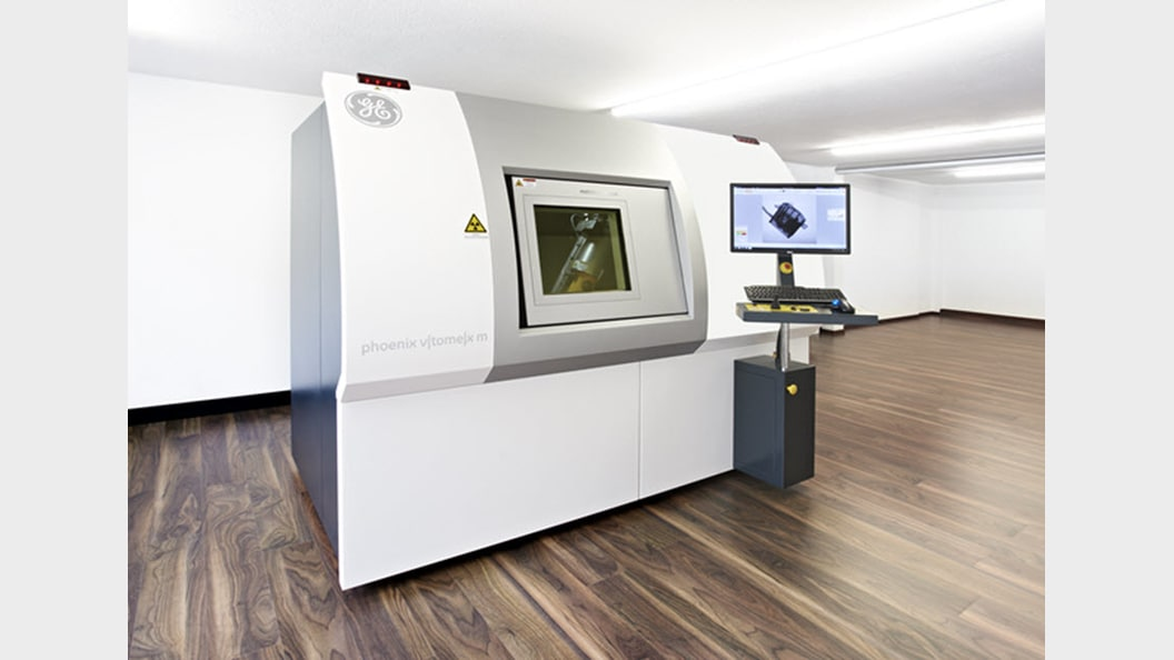GE phoenix v|tome|x m - metrology|edition