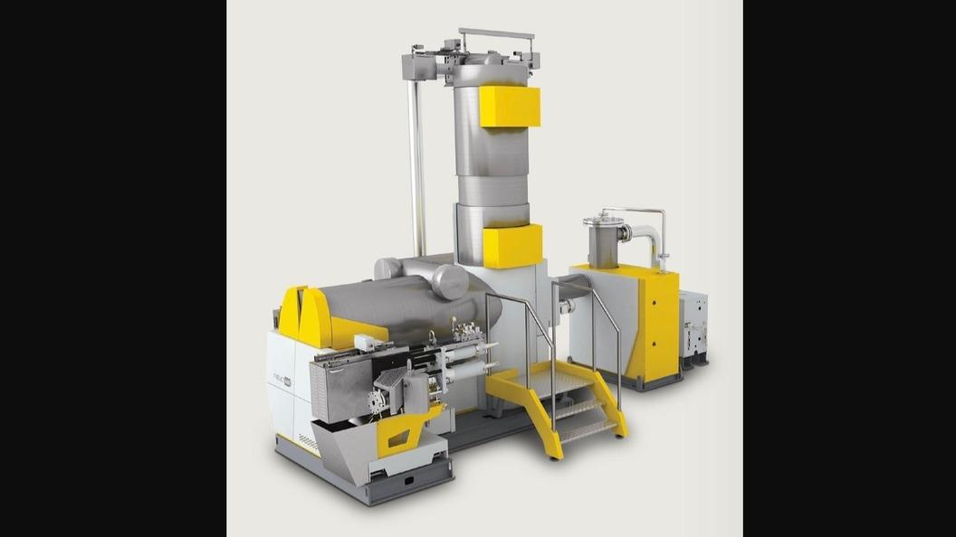 PET Aufbereitungsmaschine P:REACT