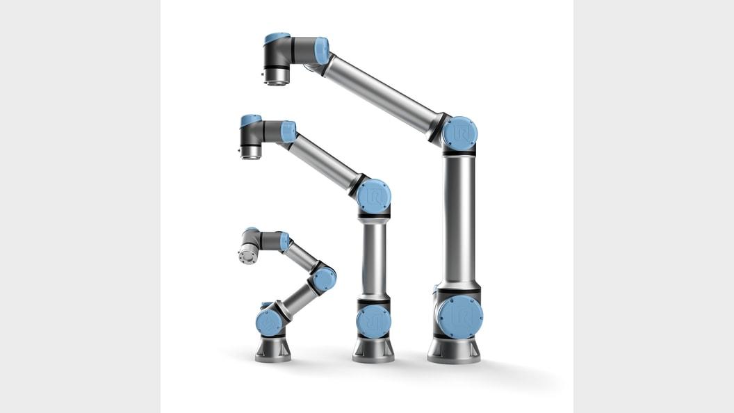 Die neue e-Series von Universal Robots