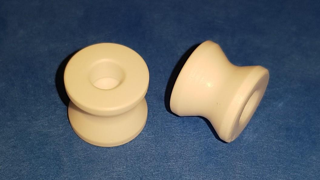 "Final component ""ceramic disc - Galvanic separation"""
